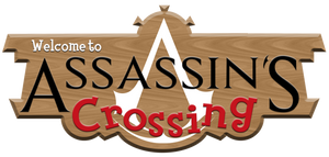 Assassin's Crossing Logo (REmastered) by Leafpenguins