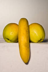 Apples and Banana MK II. by kbraaten