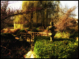 Regent's Park - Fake HDR by Riot23