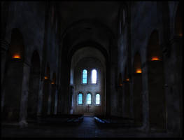 The Abbey II by Riot23