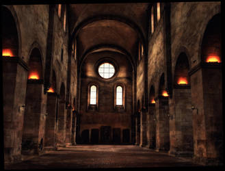 The Abbey III by Riot23