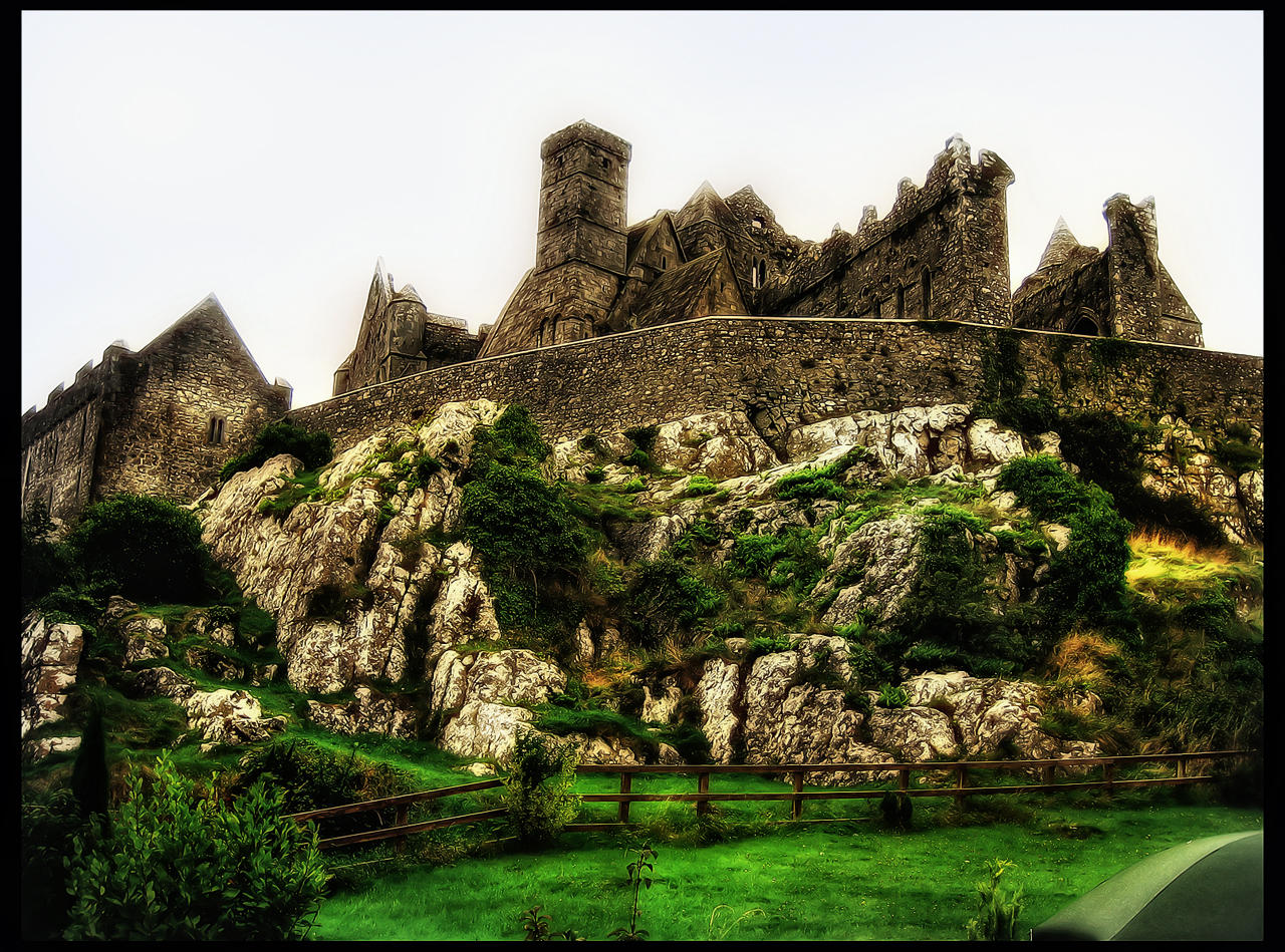 Old Castle by Riot23