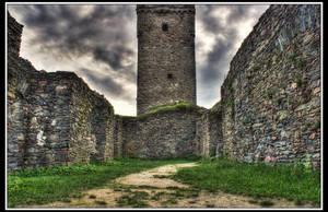 Kingstone Castle III by Riot23