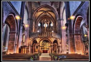 St. Mary's Church I by Riot23
