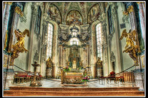St. Peter III by Riot23
