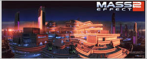 Mass Effect 2 - Panorama X by Riot23
