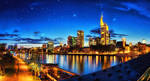 Frankfurt City by Riot23