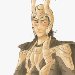 Loki by Tadashimi