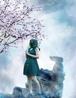 Miss Spring.. by PinkSunshine666