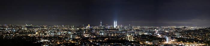 The City of Kuala Lumpur. by hahli9
