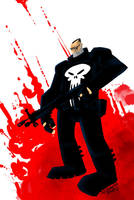 PUNISHER-WAR ZONE by themico