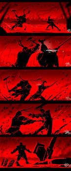 Ours is the fury! by themico
