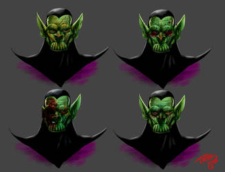 Skrulls by themico