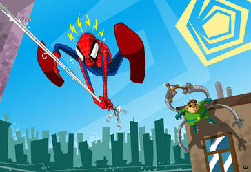 SPIDERMAN by themico