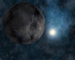 Planet Study II by Ephisus