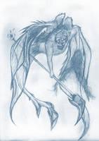 Mer-Warrior by Ephisus