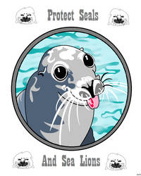 SealProtection1 by WWBitArt
