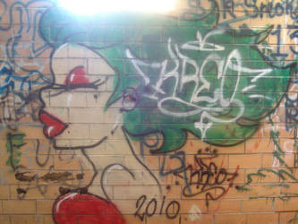 Miss Verde by Hip-HopAintDead