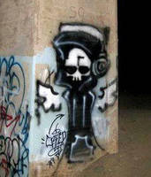 My Skull Dude by Hip-HopAintDead
