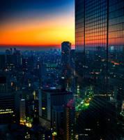 Tokyo Sunrise by Recalibration