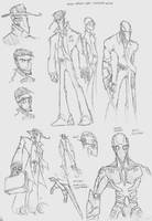 Victor west character design 1 by Teh-Gardy