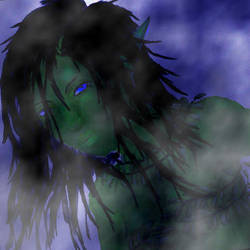 Taurion -female- (inspi' Yuimen) by Zavyanasan