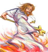 Jesus by TsuruOkosugiCaspi