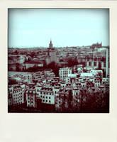 Praha city by Pazzitka