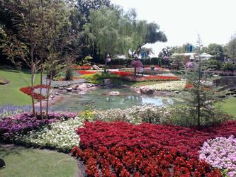 Gardens by roxas006