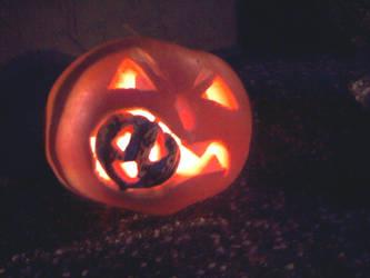 cannibal pumpkin by roxas006