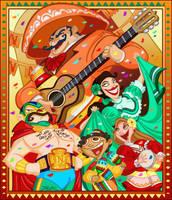 Grande Fiesta by Jays-Doodles