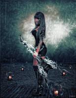 Electric Sexy by KnightFlyte96
