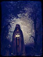 The Dark Woods by KnightFlyte96