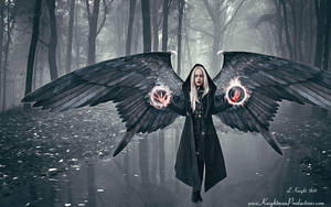 Dark Angel by KnightFlyte96
