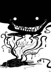 Drip drip drip... Down the black hole by BoomstickGirl