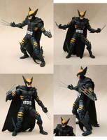 Custom Dark Claw composition by Mace2006