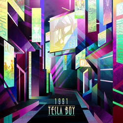 Tesla Boy - 1991 by Cas-Productions