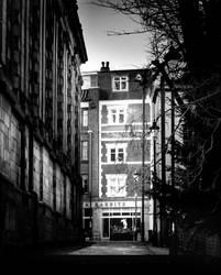 Black and White by MrCurvie