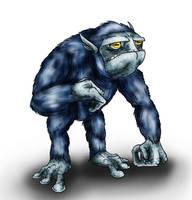 Animorphs Races: Gedd by Monster-Man-08