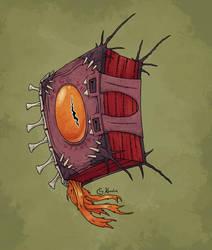 Halloween '18: Grimoire by Monster-Man-08