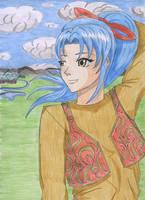 Cornelia Girl by Angel-of-Thenis