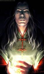 original: Light in Darkness by MathiaArkoniel