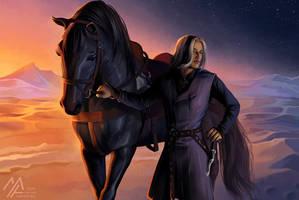 asoiaf: Darkstar v.2 by MathiaArkoniel