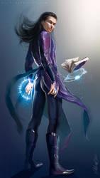 commission: Fearyn by MathiaArkoniel