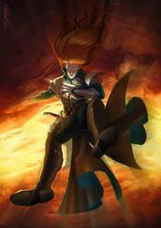 silmarillion: Death of Maedhros by MathiaArkoniel