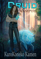 commission: Druid Vampire Cover by MathiaArkoniel
