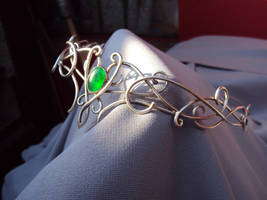 Jade Circlet by Aranglinn
