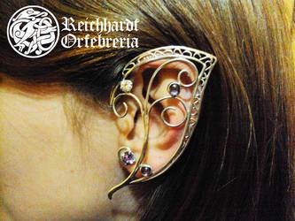 Elven Ear Cuff by Aranglinn