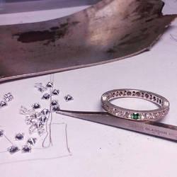 Eternity ring by Aranglinn