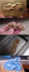 Bracelet Process by Aranglinn